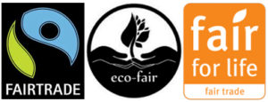 Fairtrade-Eco-Fair-and-Fair-for-Life-logos