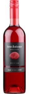 Bottle of Touchstone Rose