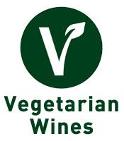 Vegetarian Wine Symbol