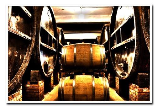 Jas-d-Esclans-Barrels