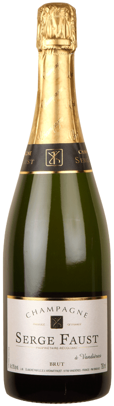 Serge Faust Organic Champagne