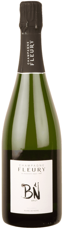 Champagne Fleury Blanc de Noirs-0