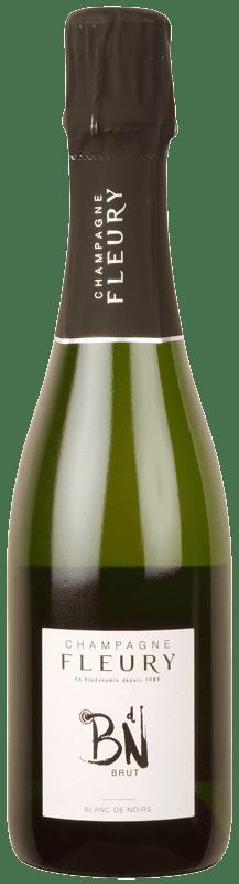 Champagne Fleury Blanc de Noirs (half bottle) 37.5cl-0