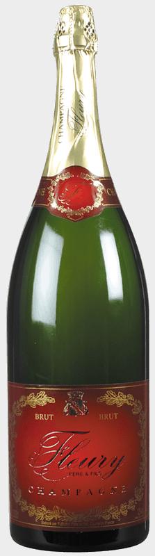 Champagne Fleury Blanc de Noirs (jeroboam)-0