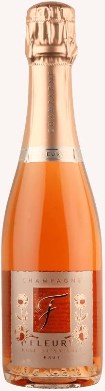 Champagne Fleury Rosé (half bottle)-0