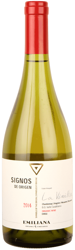 Signos de Origen Chardonnay / Viognier / Marsanne / Roussanne-0