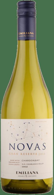 Novas Chardonnay Gran Reserva-0