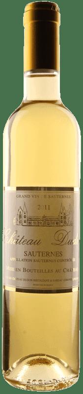 Château Dudon Sauternes-0