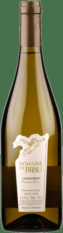 Domaine de Brau Chardonnay Finement Boisé-0