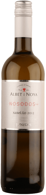 Albet i Noya Nosodos Xarel.lo No Added Sulphur-0