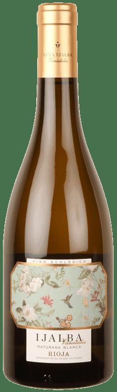 Vina Ijalba Rioja Maturana Blanca-0