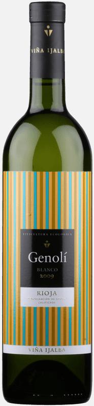 Vina Ijalba Rioja Genoli Blanco-0