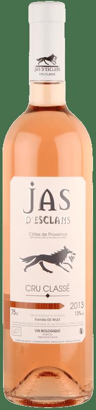 Jas d'Esclans Rosé Côtes de Provence Cru Classé-0