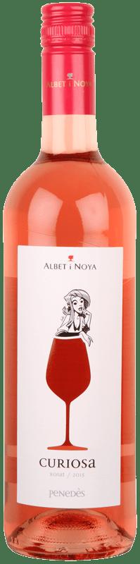Albet i Noya Curiosa Rosat-7379