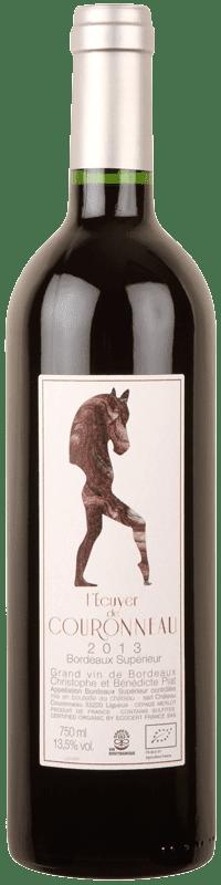 L'Ecuyer de Couronneau Bordeaux Supérieur -0