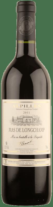 Mas de Longchamp Rouge-6353