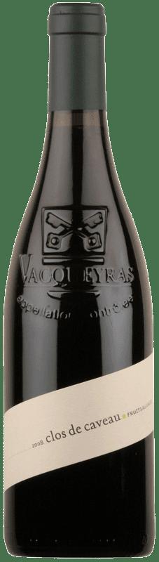 Clos de Caveau Vacqueyras 'Fruit Sauvage' -0