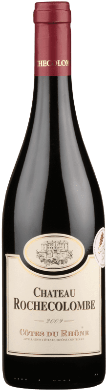 Chateau Rochecolombe Cotes du Rhone-0