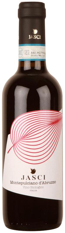 Jasci Montepulciano d'Abruzzo (half bottle)-0