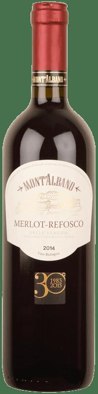 Mont'albano Refosco / Merlot -0