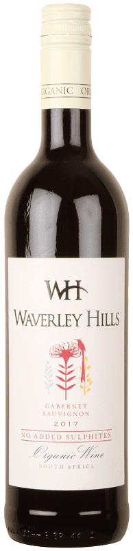 Waverley Hills No Added Sulphites Cabernet Sauvignon-0