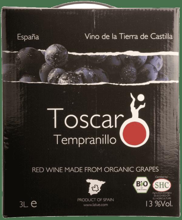 Toscar Tinto Bag In Box 3 Litres-0