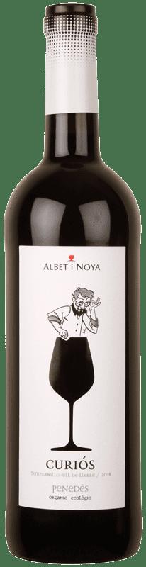 Albet i Noya Curios Tempranillo-0