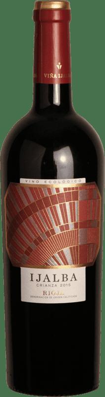 Vina Ijalba Rioja Crianza -0