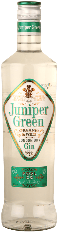 Juniper Green Organic London Dry Gin-0