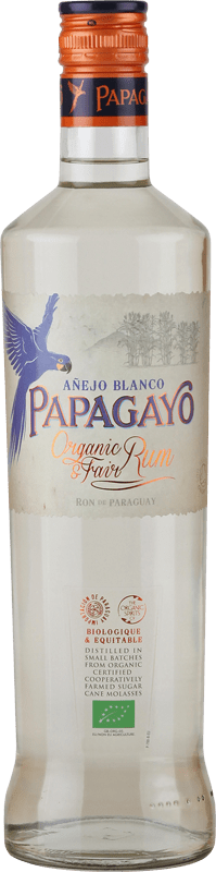 Papagayo Premium Single Estate White Rum-0
