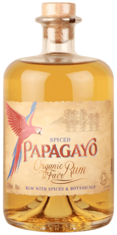 Papagayo Organic Spiced Golden Rum-100715