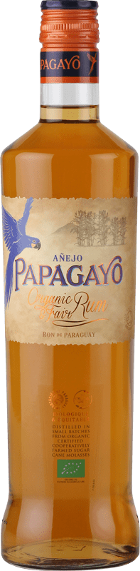 Papagayo Organic Golden Rum-0