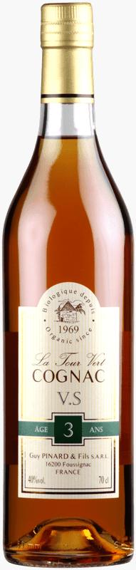 Guy Pinard Cognac *** V.S.-0
