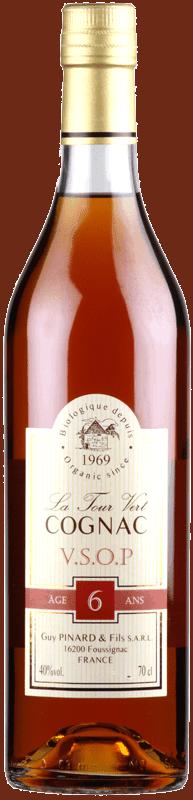 Guy Pinard Cognac VSOP-0