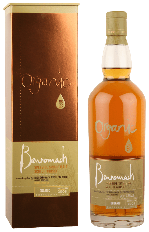 Benromach Speyside Single Malt Whisky-0