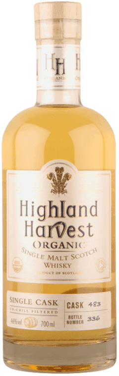 Highland Harvest Single Malt Whisky-0