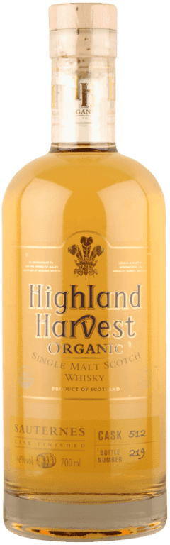 Highland Harvest Sauternes Cask Finished Malt Whisky-0