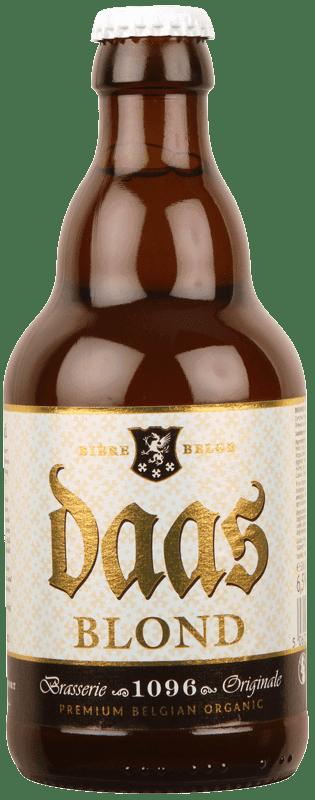 Daas Blond Bier Gluten Free-0