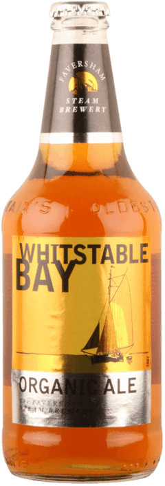 Whitstable Bay Organic Ale-0