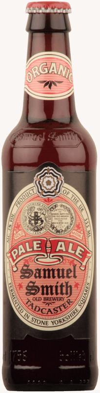 Sam Smiths Organic Pale Ale 35cl-0