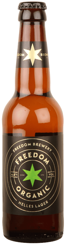 Freedom Organic Helles Lager-0