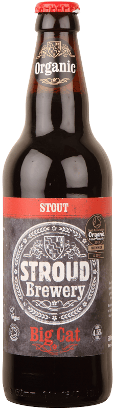Stroud Brewery Big Cat Stout