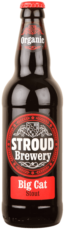Stroud Brewery Big Cat Stout-0