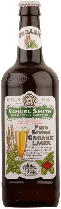 Sam Smiths Organic Lager 55cl-0
