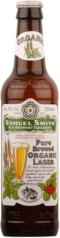 Sam Smiths Organic Lager 35cl-0