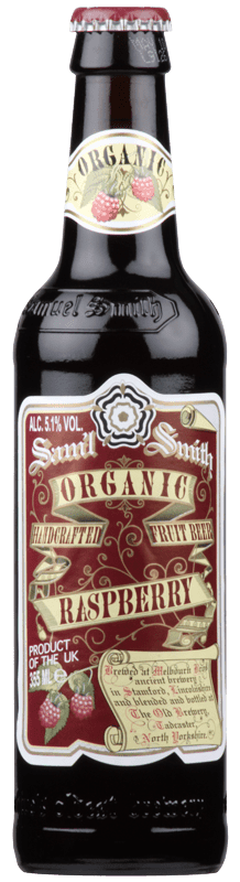 Samuel Smiths Organic Raspberry Fruit Beer-0