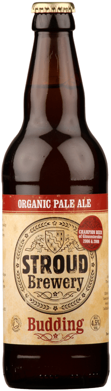 Stroud Brewery Budding Pale Ale -6726