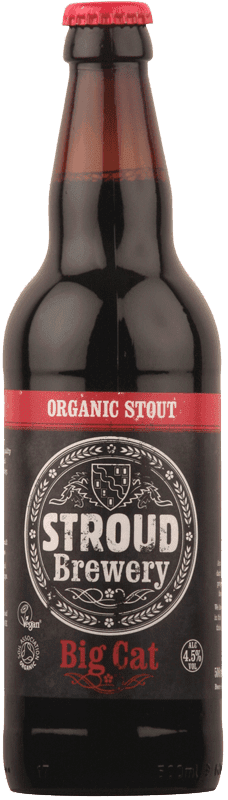 Stroud Brewery Big Cat Stout-6735