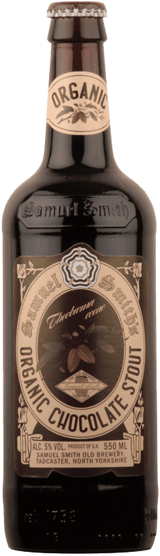 Samuel Smith's Organic Chocolate Stout-0