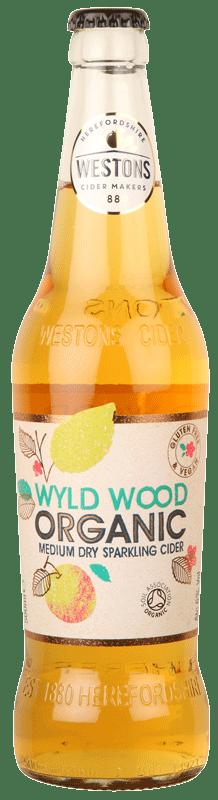 Wyld Wood Organic Cider-0